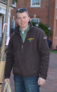 Kyle Hoyd, Delaware Forest Service