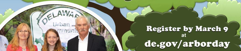 2020 Delaware Arbor Day Poster Contest